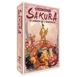 OriGames Sakura - Les jardins de l'Empereur [French]