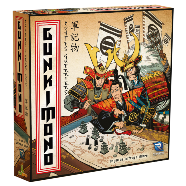 OriGames Gunkimono [French]