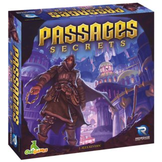Renegade Game Studios Passages secrets [French]