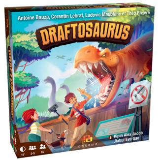 Ankama Draftosaurus [French]