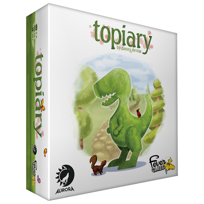 Fever Games Topiary [French]