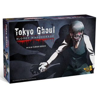Don't Panic Games Tokyo Ghoul - Bloody Masquerade [French]