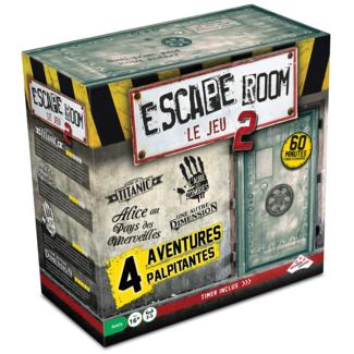 Identity Games International Escape Room - Le jeu 2 [français]