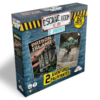 Identity Games International Escape Room - Le jeu - 2 joueurs (1) [French]
