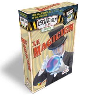 Identity Games International Escape Room - Le jeu : Le Magicien [French]