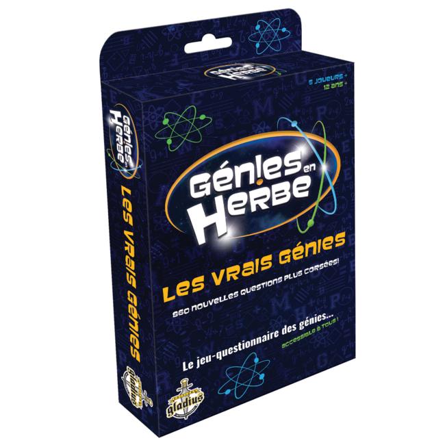 Gladius Génie en herbe 2 - Les vrais Génies [French]