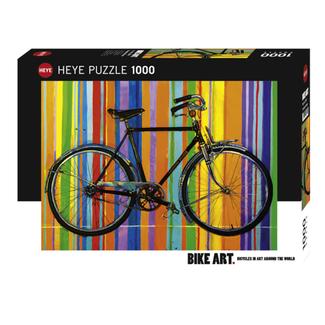 Heye Freedom Deluxe - Bike Art (1000 pieces)