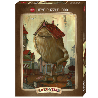 Heye Zozoville - Neighbourhood (1000 pieces)