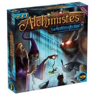 Iello Alchimiste : Le Golem du Roi [French]