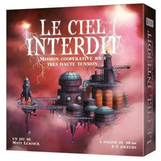 Gamewright Ciel interdit (le) [français] *** Copie endommagée - 01 ***