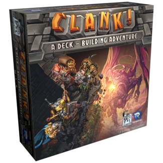 Renegade Game Studios Clank ! [English]