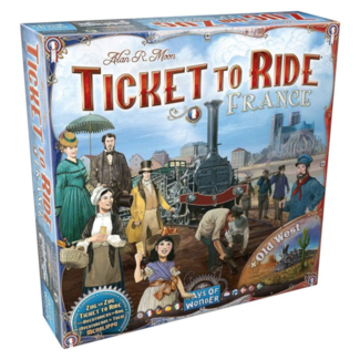 Days of Wonder Ticket to Ride : France & Old West [Multi]