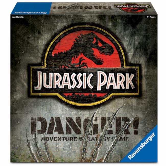 Ravensburger Jurassic Park - Danger! [English]