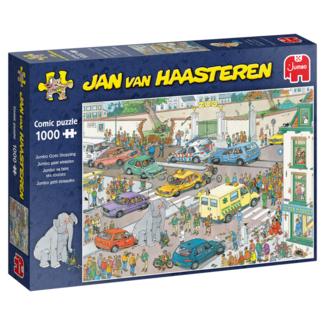 Jumbo Jumbo Goes Shopping - JvH (1000 pieces)