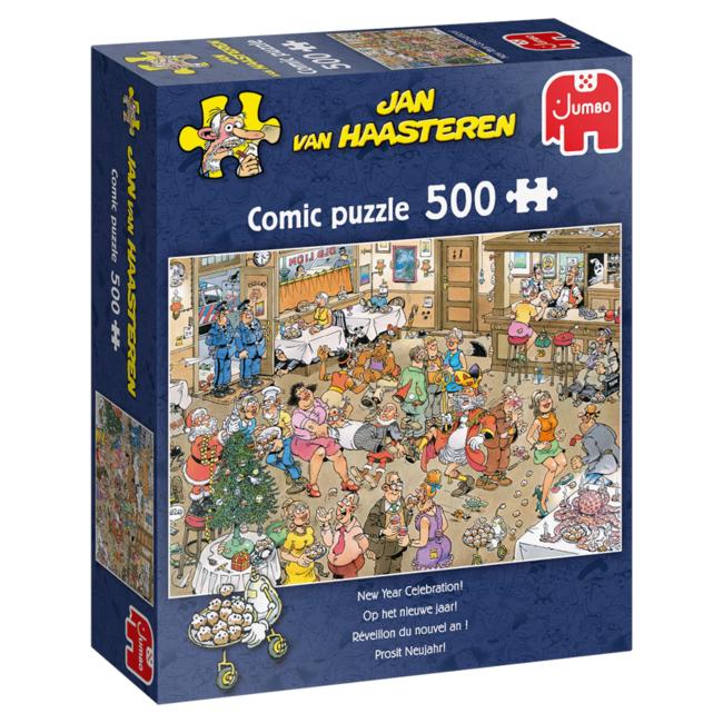 Jumbo New Year Celebtration!- JvH (500 pieces)