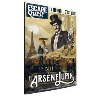 Don't Panic Games Escape Quest (4) - Le Défis d'Arsène Lupin [French]