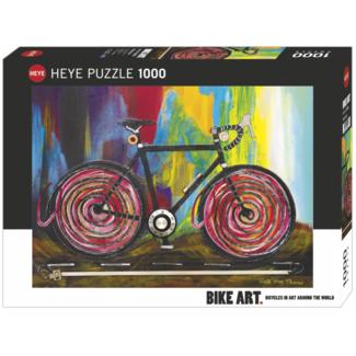 Heye Bike Art - Momentum (1000 pièces)