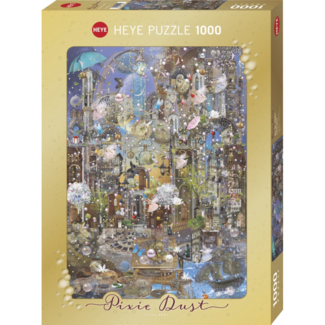 Heye Pixie Dust - Pearl Rain (1000 pièces)