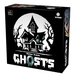 Asyncron Games Ghosts [français]