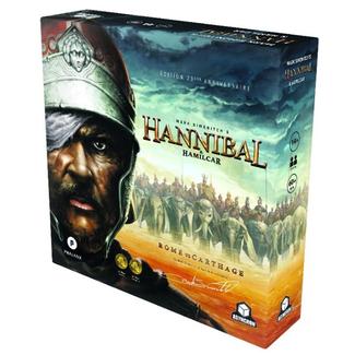 Asyncron Games Hannibal & Hamilcar [French]