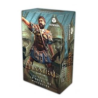 Asyncron Games Hannibal & Hamilcar : Le Soleil de Macédoine [French]