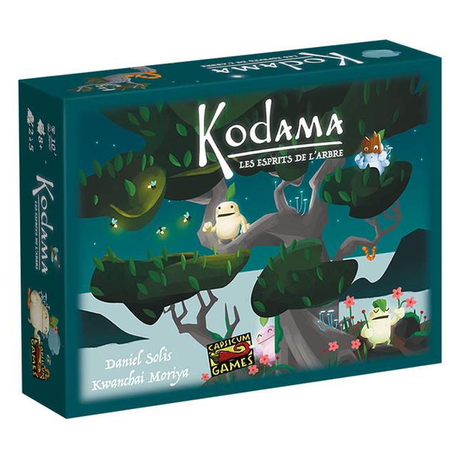 Capsicum Games Kodama - Les esprits de l'arbre [français]