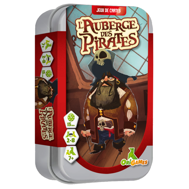 OriGames Auberge des Pirates (l') [French]