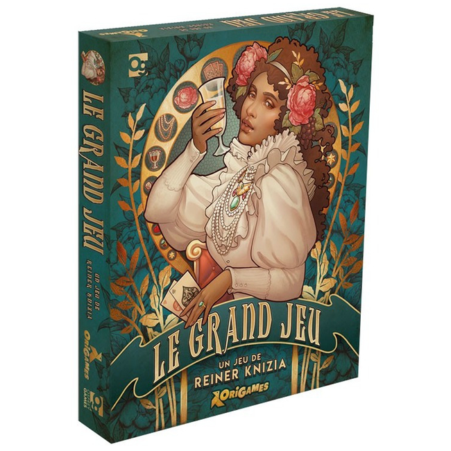 OriGames Grand Jeu (le) [French]