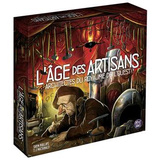 Pixie Games Architectes du Royaume de l'ouest : L'Âge des artisans [French]
