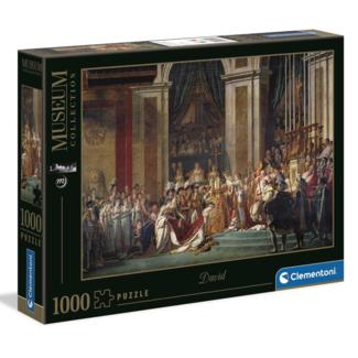 Clementoni Jacques Louis David - The Consecration of the Emperor Napoleon (1000 pièces)