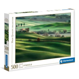Clementoni Tuscany Hills (500 pièces)