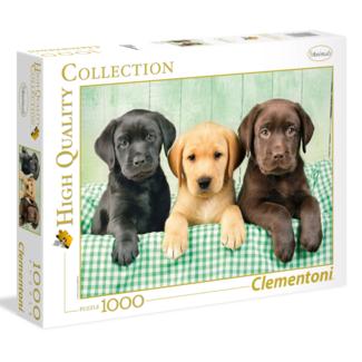 Clementoni Three Labs (1000 pieces)