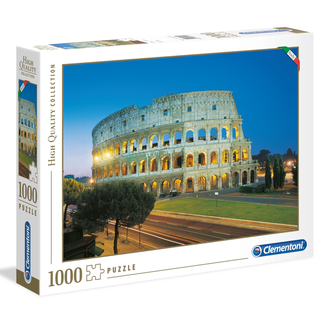Clementoni Roma - Colosseo (1000 pieces)