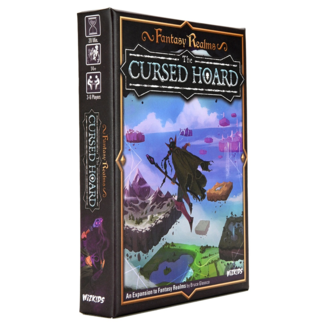 WizKids Fantasy Realms : The Cursed Hoard [anglais]