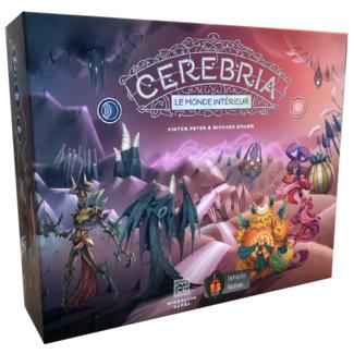 Intrafin Cerebria - Le monde intérieur [French]