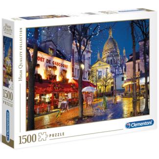 Clementoni Paris - Montmartre (1500 pièces)