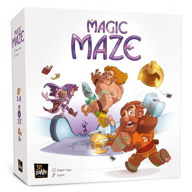 Sit Down ! Magic Maze [Multi]