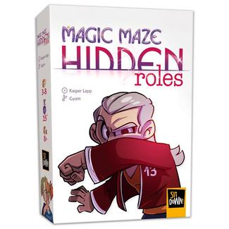 Sit Down ! Magic Maze : Hidden Roles [French]