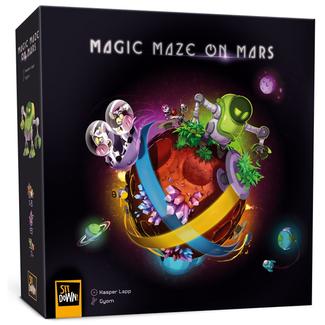 Sit Down ! Magic Maze - On Mars [Multi]