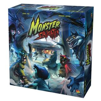 Ankama Monster Slaughter [French]