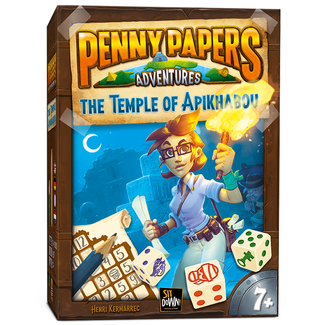 Sit Down ! Penny Papers Adventures - The Temple of Apikhabou [Multi]