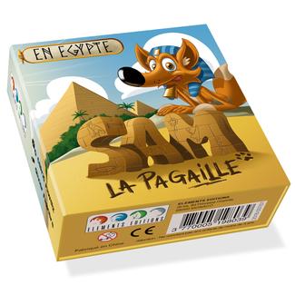 Elements Editions Sam la Pagaille - En Égypte [French]