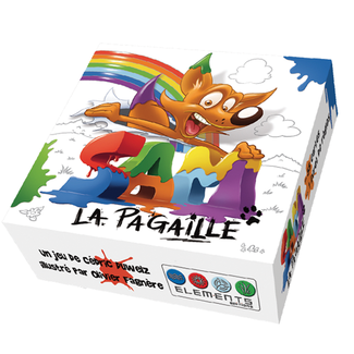 Elements Editions Sam la Pagaille [French]