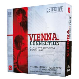Portal Games Detective - Vienna Connection [anglais]