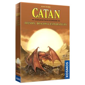 Kosmos Catan : Trésors, dragon & explorateurs [français]