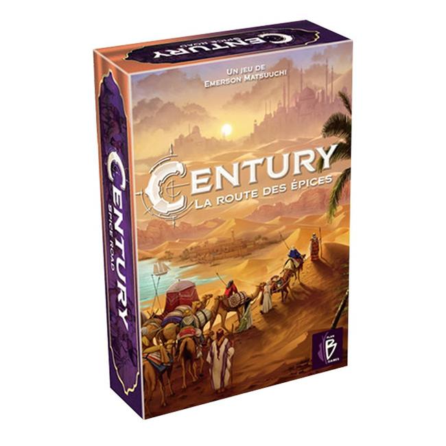 Plan B Century - La route des épices [multilingue]