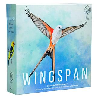 Stonemaier Games Wingspan [anglais]