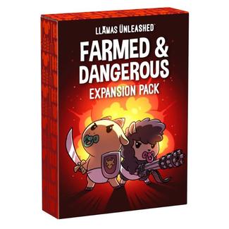 TeeTurtle Llamas Unleashed : Farmed & Dangerous [English]
