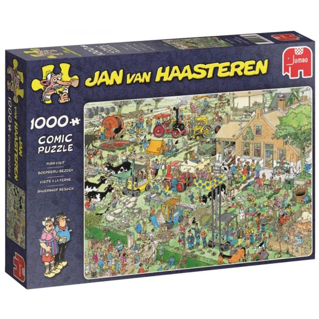 Jumbo Farm Visit - JvH (1000 pieces)