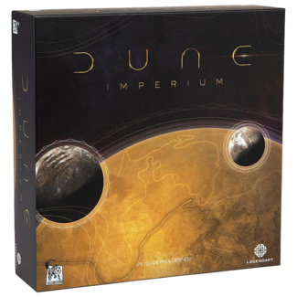 Lucky Duck Games Dune - Imperium [french]